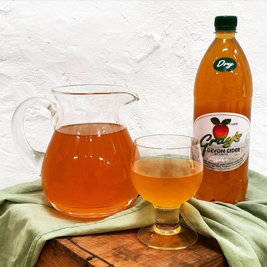 Two easy but tasty seasonal cider recipes